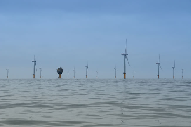 he UK has the largest wind energy resource in the world.